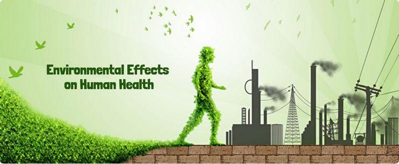 Environmental Effects on Human Health